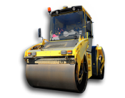 Compaction Control for Asphalt Compactors